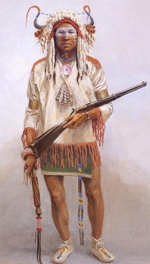 Амулеты индейцев Северной Америки
